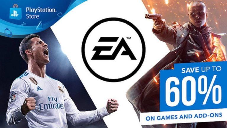 PlayStation Store'da EA Oyunları İçin %60'a Varan İndirimler