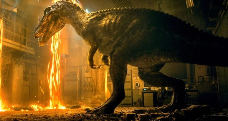 Jurassic World: Fallen Kingdom'ın yeni fragmanı yayınlandı