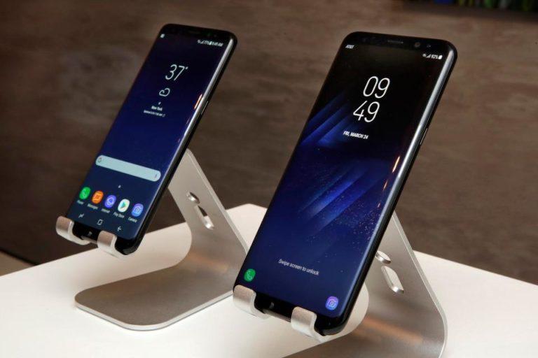Galaxy S9'un Arka Plan Görselleri Yayınlandı