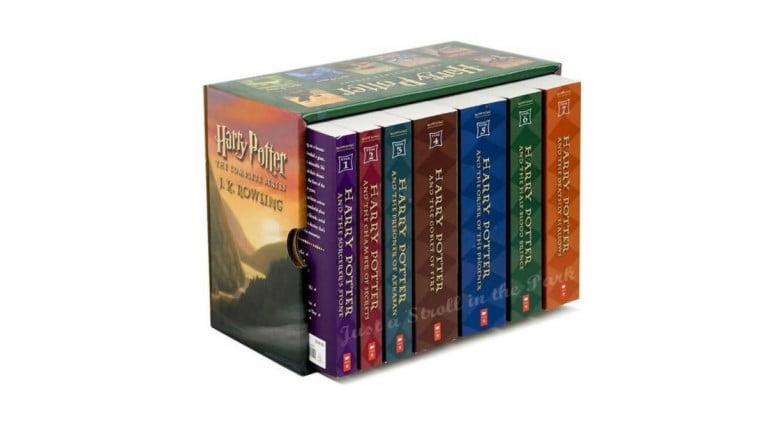 Harry Potter kitap serisinin toplam satış rakamı açıklandı