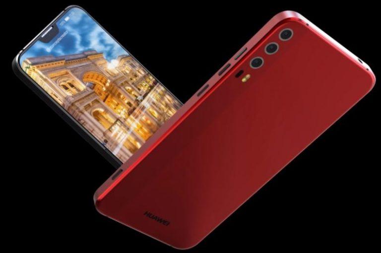 Huawei P20 Plus sızdırıldı! 3 ana kamerayla geliyor!