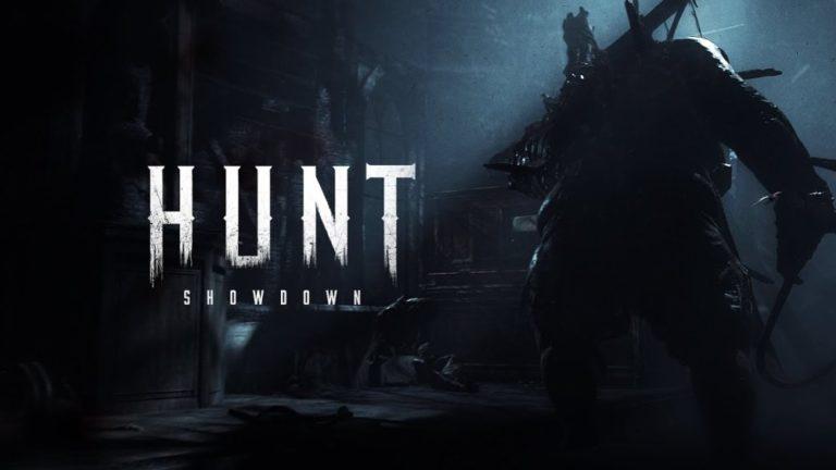 Hunt Showdown artık oynanabilir!