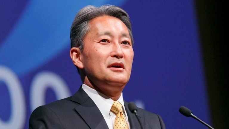 Sony CEO'su Kazuo Hirai İstifa Etti