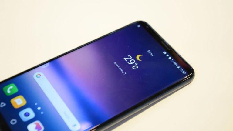 LG G7 çıkışı başka bir bahara kalabilir