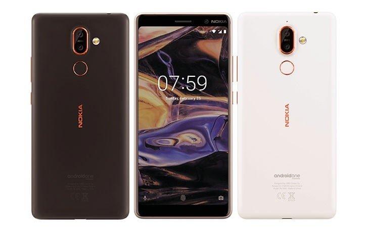 Nokia 7 Plus canlı canlı görüntülendi!