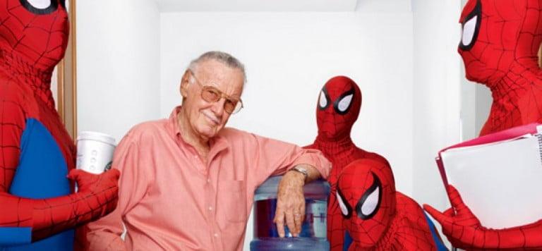 Marvel'ın patronu Stan Lee hastaneye kaldırıldı