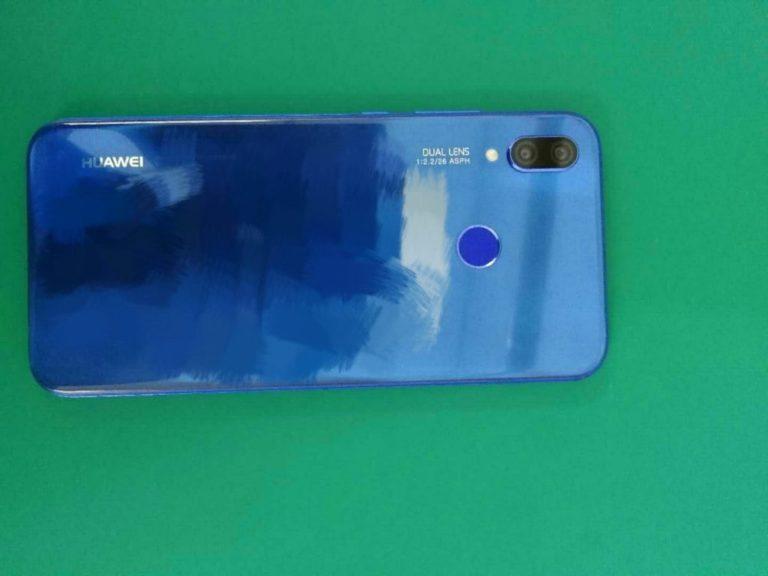 Çentiğe Sahip Huawei P20 Lite Sızdırıldı!