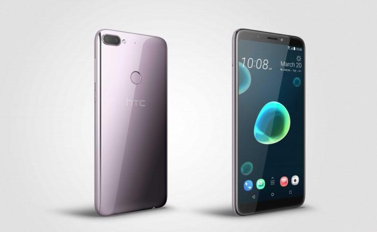 HTC Desire 12 ve 12+ Duyuruldu