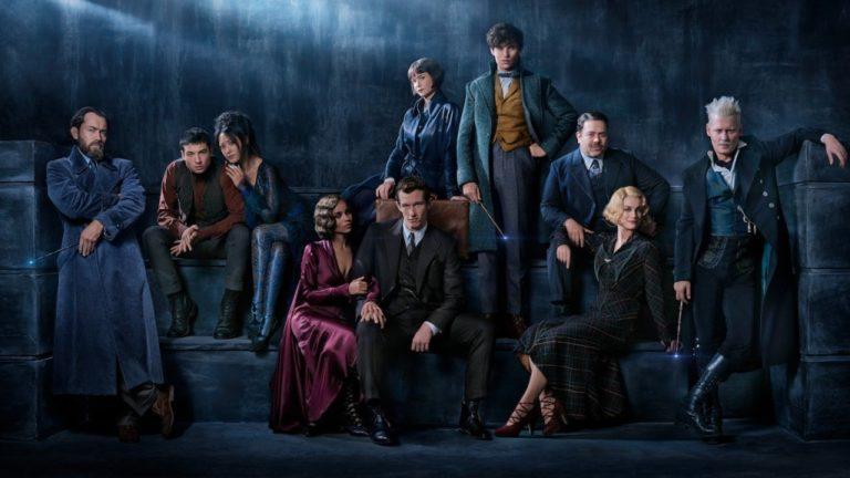 Fantastic Beasts The Crimes of Grindelwald için ilk fragman