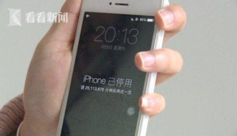 Aman Dikkat iPhone Akıllı Telefon lar 47 Yıl Kitleniyor!