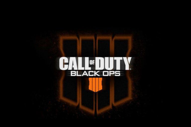 Call of Duty Black Ops 4 duyuruldu! Çıkış tarihi açıklandı!