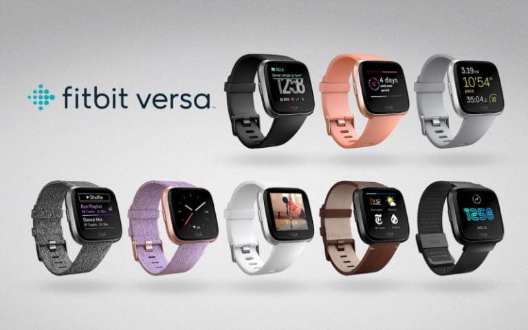 Fitbit, Versa adlı yeni akıllı saatini duyurdu