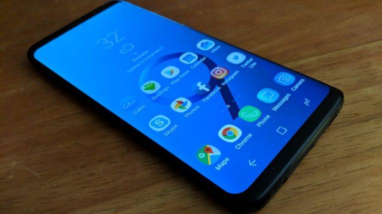 Galaxy S9 Plus'ın Maliyeti Belli Oldu