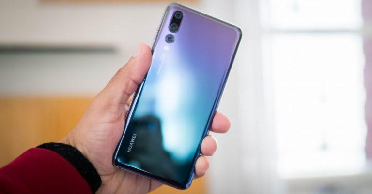 Huawei P20 Pro kamera performansıyla etkileyecek
