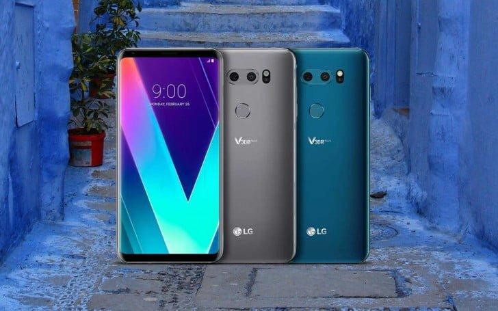 LG V30S ThinQ fiyatıyla cep yakıyor!