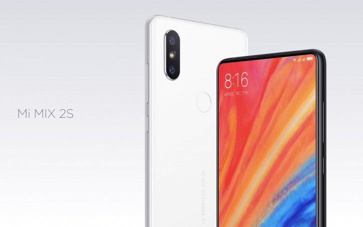 Xiaomi Mi Mix 2s Duyuruldu! İşte Tüm Detaylar!