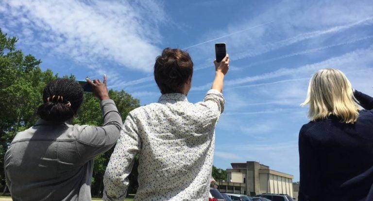 NASA, çektiğiniz bulut fotoğraflarını istiyor