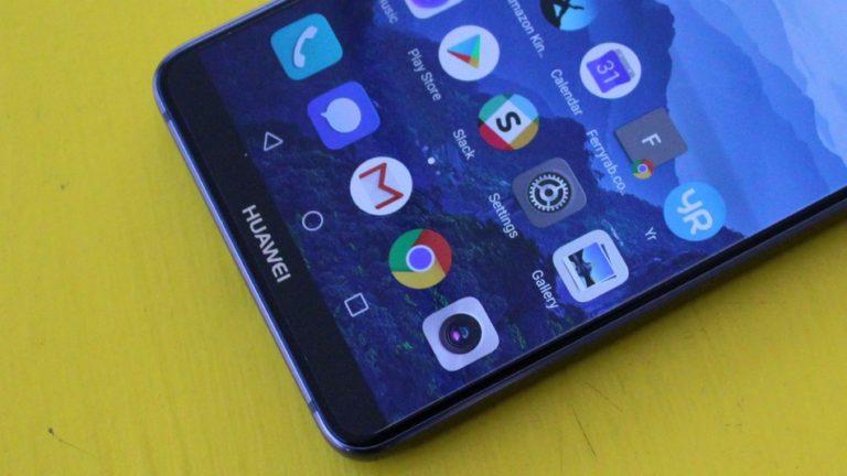 Android 8.1'li Huawei P20 Benchmark'tan Geçti