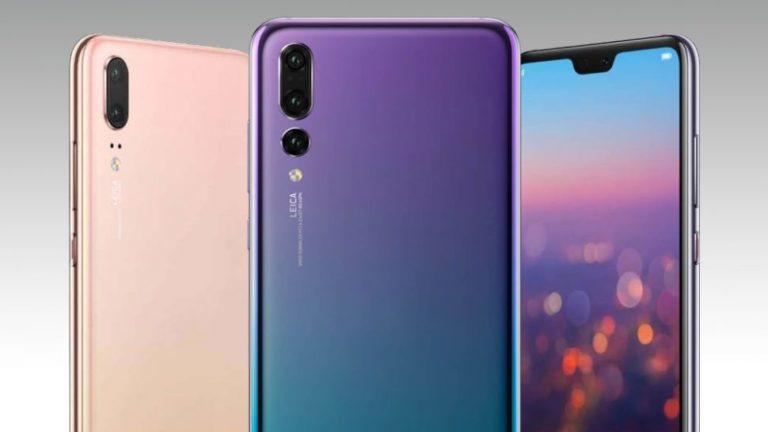 Huawei P20 serisi fotoğraf performansı ile öne çıkacak!