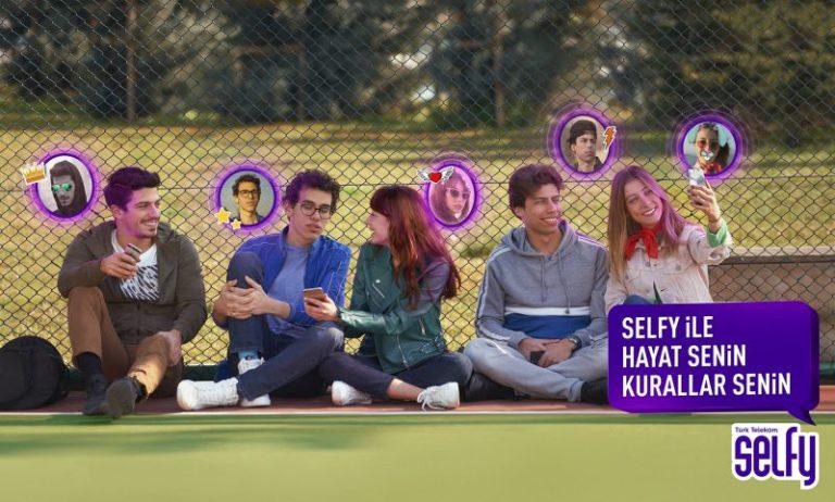 Selfy ve Google'dan ortak proje