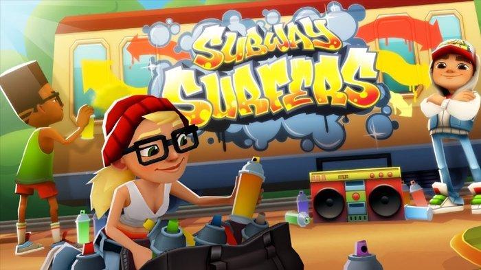 Subway Surfers Play Store'da 1 Milyar Kez İndirildi!