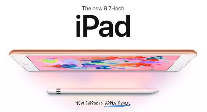 iOS 11.3 yeni iPad'e özel olarak yayınlandı!