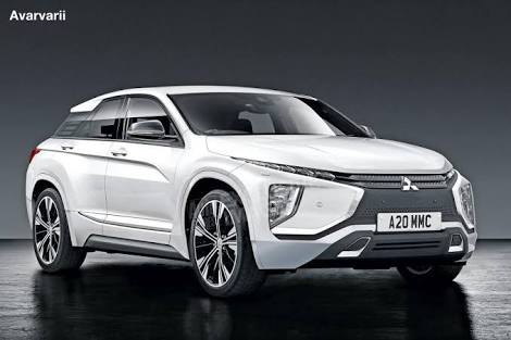 Mitsubishi Lancer, crossover olarak geliyor!