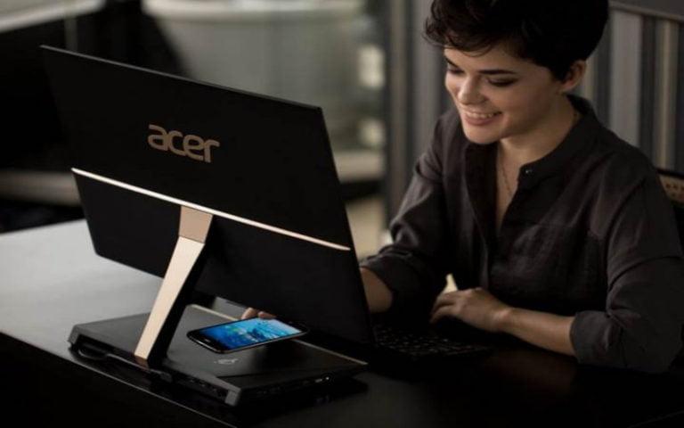 Acer ultra ince AIO masaüstü bilgisayarını duyurdu