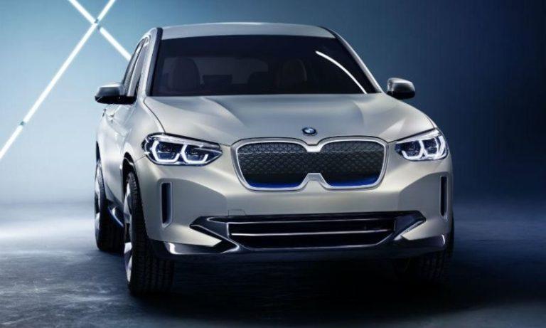 BMW iX3, Çin'de üretilecek!