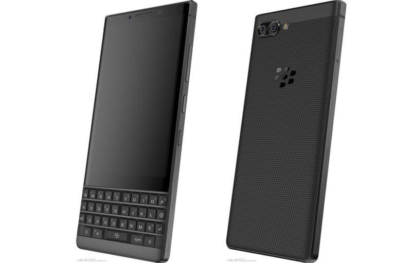 BlackBerry Athena, TENAA'da Görüldü