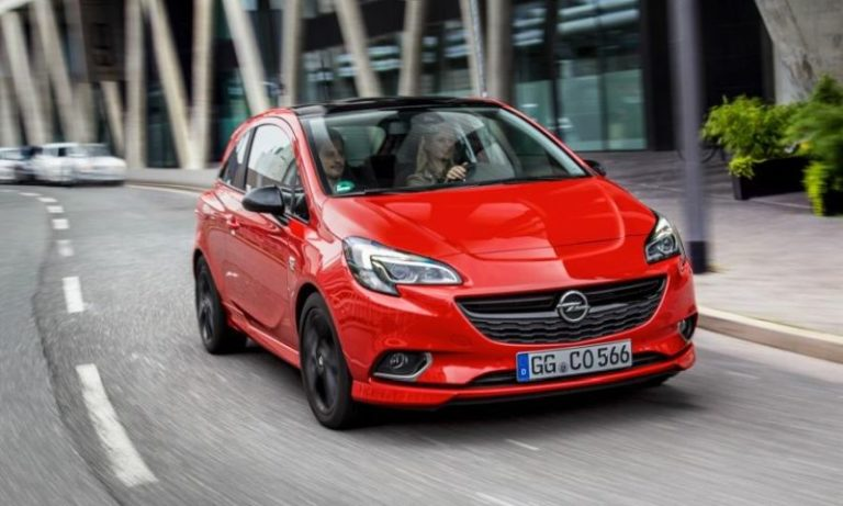 Elektrikli Opel Corsa 2020'de yola çıkacak!