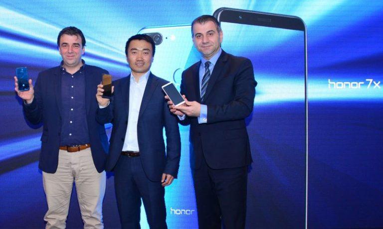 Honor 7X ve Honor 9 Lite Türkiye'de satışta