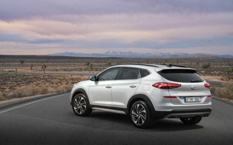 Yeni model Hyundai Tucson, New York Otomobil Fuarı'nda tanıtıldı