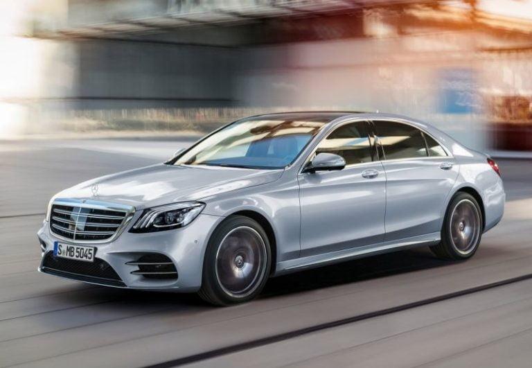 Mercedes-Benz EQ S 2020'de yola çıkacak!