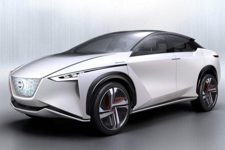 Nissan IMx Kuro elektrikli SUV Pekin'de ortaya çıktı!