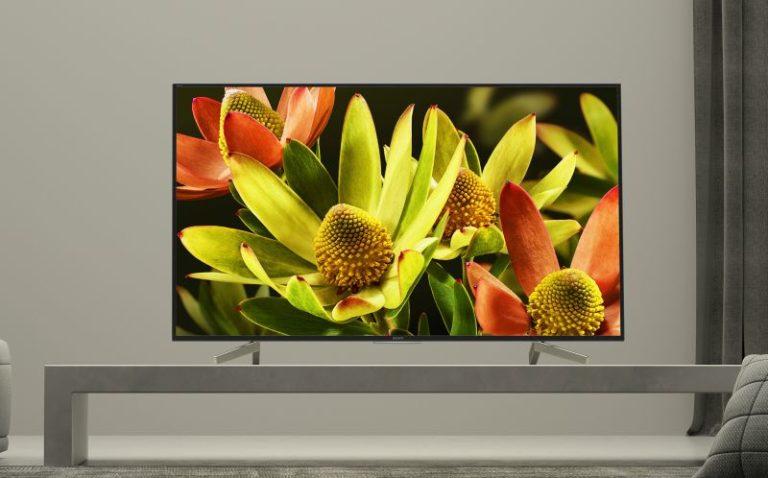 Sony XF83 ve Sony XF70 adındaki İki Yeni TV'sini Satışa Sundu