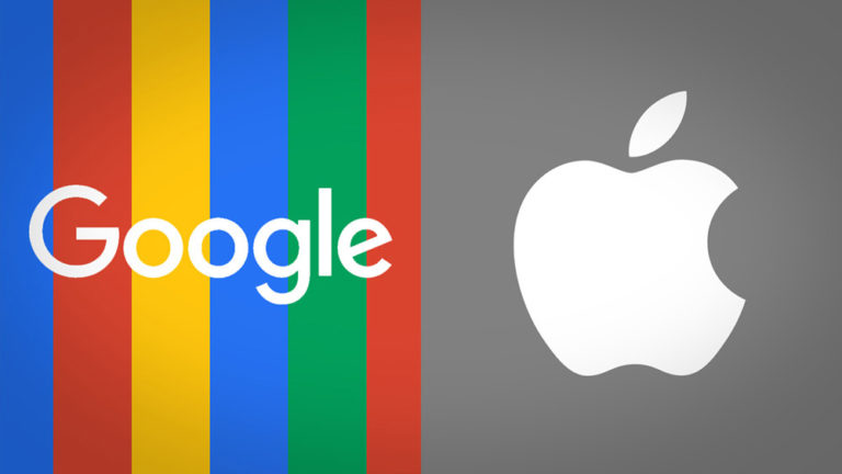Apple, Google'a yüz yılın çalımını attı!
