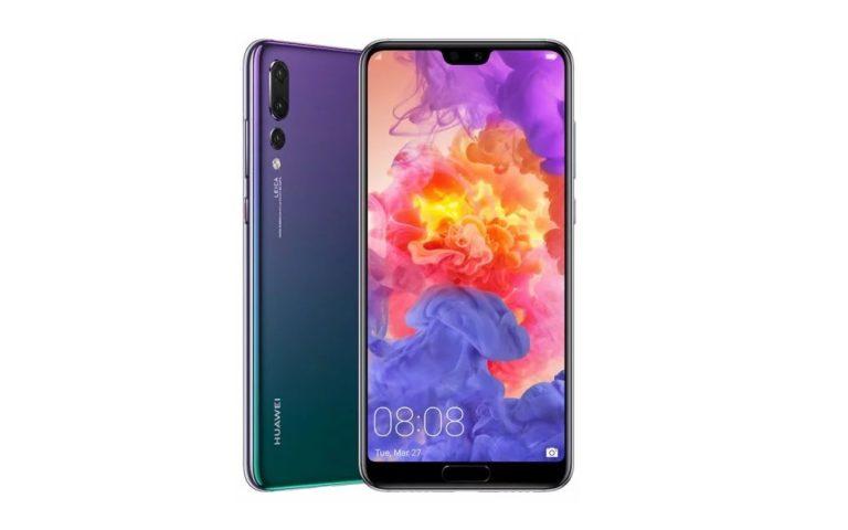 Yetkililer Huawei P20'den bekledikleri satış rakamını paylaştı