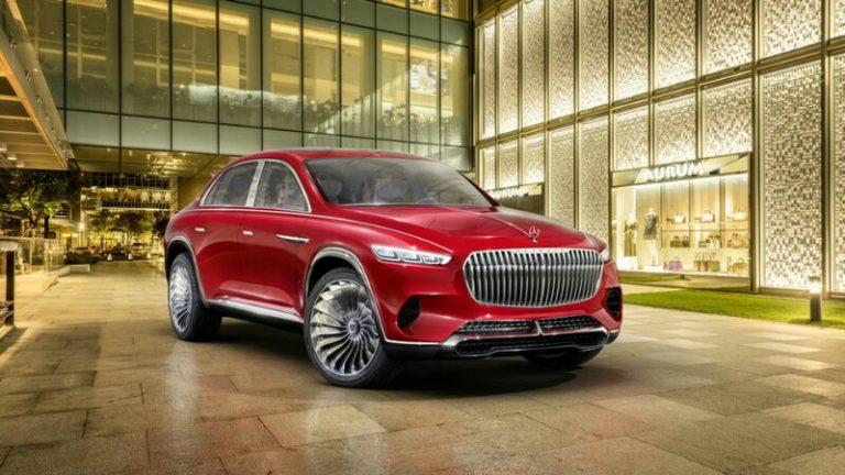 Mercedes Pekin Otomobil Fuarında görücüye çıkıyor