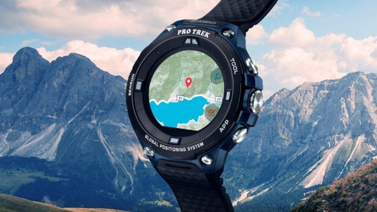 Efsaneden yeni akıllı saat: Casio WSD-F20A