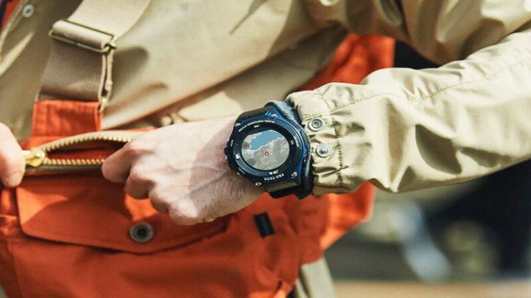 Casio, yürüyüş severler için oldukça uygun fiyatlı akıllı saat geliştirdi