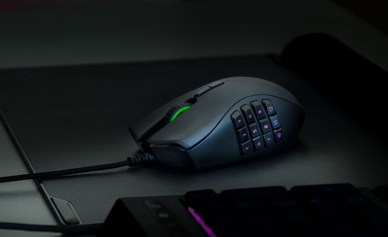Razer Naga Trinity gaming mouse inceleme