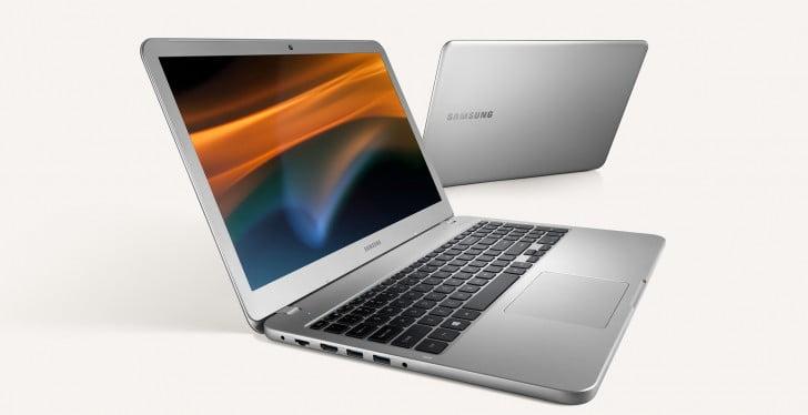 Samsung 3 ve 5 Serisi Notebook'larını Duyurdu