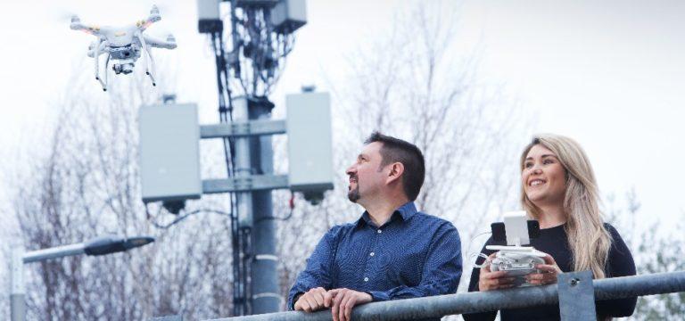 Vodafone, İngiltere'de 5G iletişim ağı için kilometre taşı diyebileceğimiz çalışmalarını yaptı