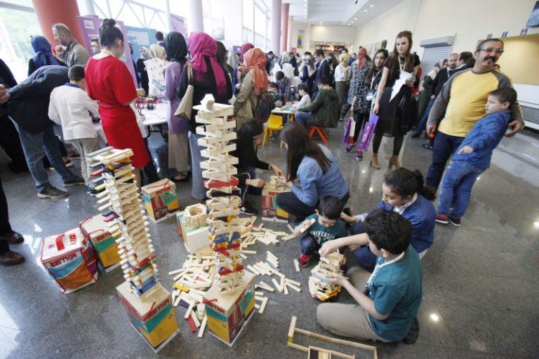 Çocuklarda zeka geliştiren oyunlar (Galeri)