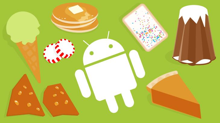 Android P adı ne olacak? İşte tahminler!