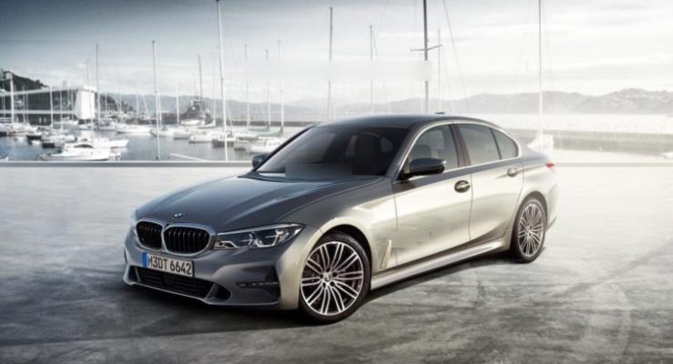 2019 BMW 3 Serisi yola çıkmaya hazırlanıyor!