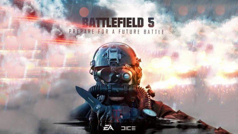 Battlefield 5 ön siparişe sunuldu