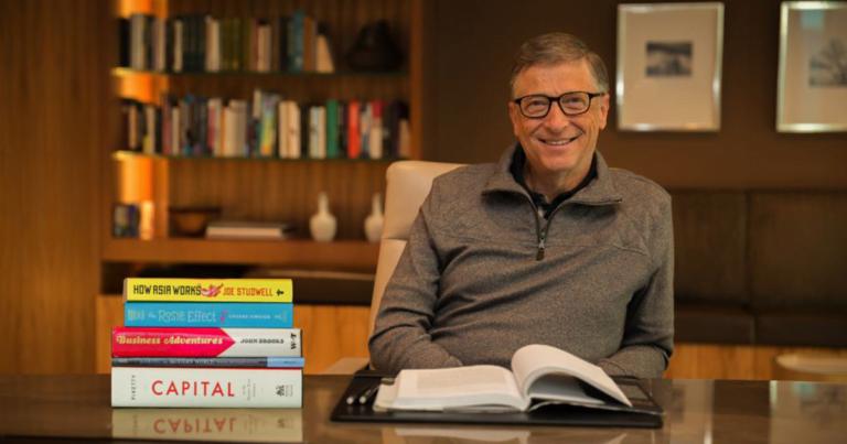 Bill Gates'in önerdiği kitaplar neler?