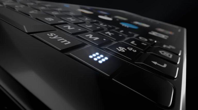 BlackBerry Key2 için ilk video geldi!